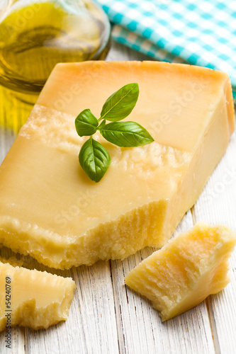 Italian hard cheese