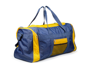 Large nylon sports bag