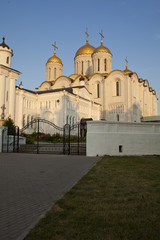 Attractions of Vladimir city