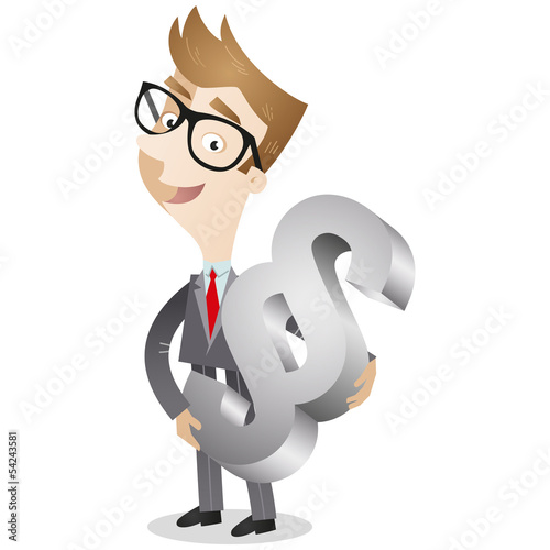 Businessman, lawyer, advocate, paragraph, symbol