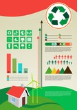 Infographics Elements ecology