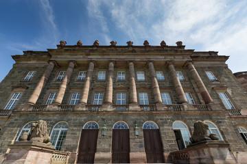 Kassel, Germany, Schloss Wilhelmshohe