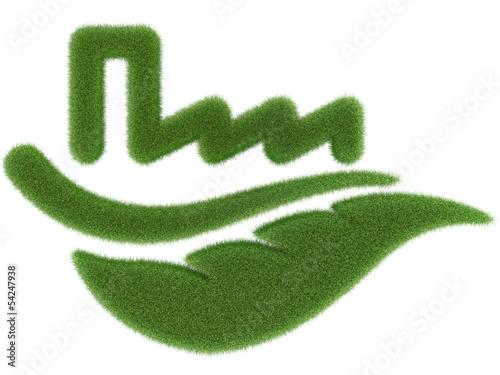 umweltschonend produzieren