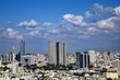 Downtown Tel-Aviv Skyline