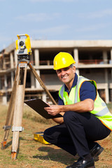 senior land surveyor