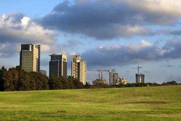 Park & Buildings