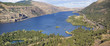 Columbia River Gorge from Rowena Crest Panorama