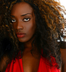 Beautiful Nigerian Model