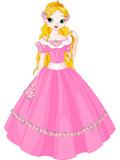 Fototapety Fairytale  princess