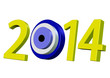 nazar boncuklu 2014