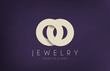 Luxury Jewelry Fashion vector logo design. Creative concept - 54255577