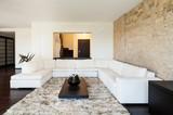 interior luxury apartment, beautiful living room.
