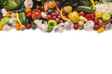 Gemüse - Bio