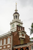 Independence Hall in Philadelphia, Pennsylvania.