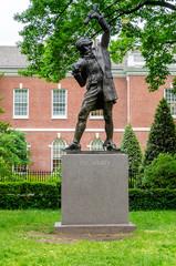 The Signer Statue, Philadelphia