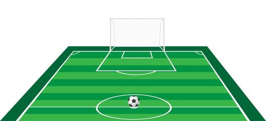 football soccer vector illustration