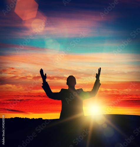 spiritual glory