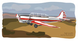 sport_plane_illustration