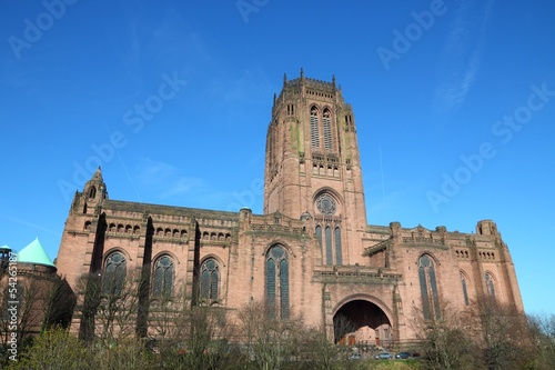 Cathedral in Liverpool, UK