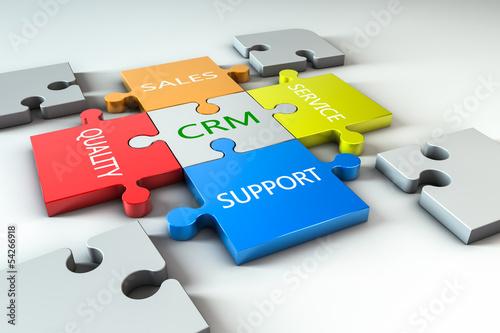 CRM jigsaw