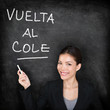 Vuelta al cole - Spanish teacher back to school