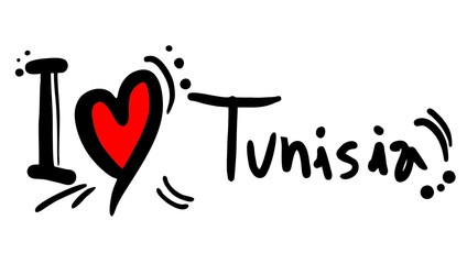 Love Tunisia