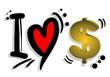 Love dollar