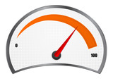 speedometer - download speed icon