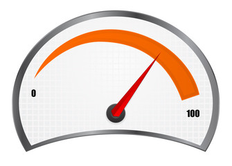 speedometer - download speed icon