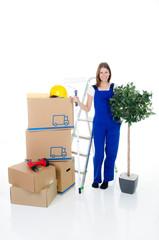 renovierungs- und umzugsarbeiten