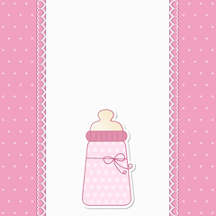 Baby Pink Background- Place your text