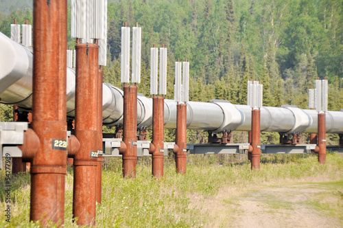 Trans-Alaska Oil Pipeline (USA)