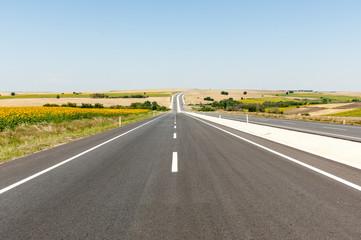 double road