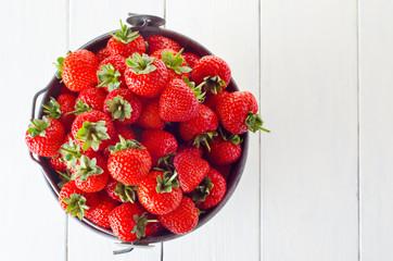Strawberry Harvest Bucket