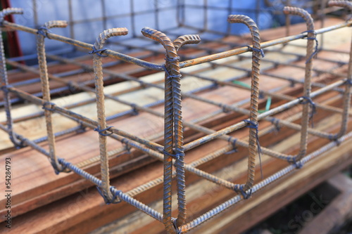 foundation steel rod for home building