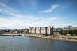 Panorama of Harbor in Oslo