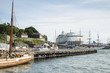 Harbor of Oslo, Norway