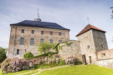 Castle in Oslo, Norway