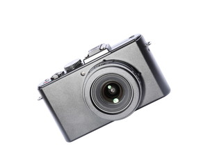 Compact Camera Isolated