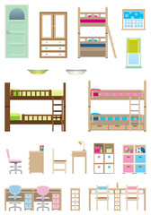 Children's room / furniture