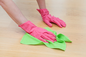 Cleaning rag