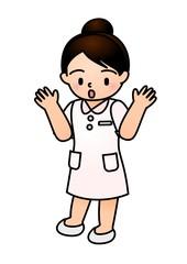 看護師 びっくり