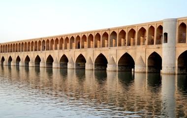 ponte in Iran