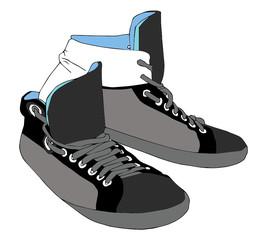 scarpe da ginnaztica