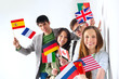 International education concept - 54290589