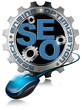SEO - Metallic Gear