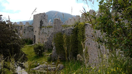 Ruins of the Cathars