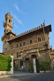 Castello Mackenziei Genova, Italia