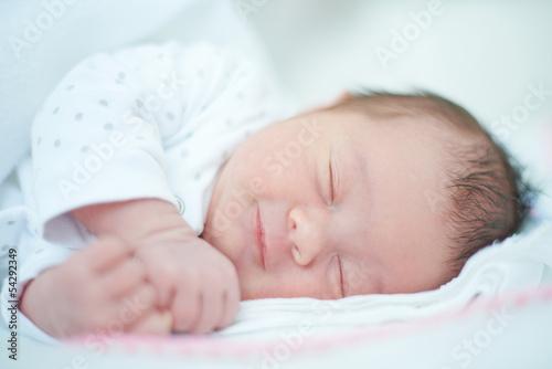 Fototapeten,sleeping,newborn,baby,baby girl