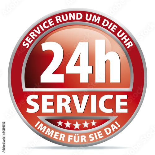 24h-Service – Immer für Sie da!